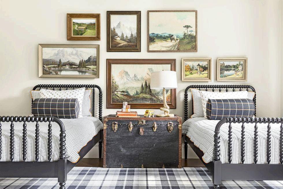 100 Bedroom Decorating Ideas - Designs lamps, chandeliers