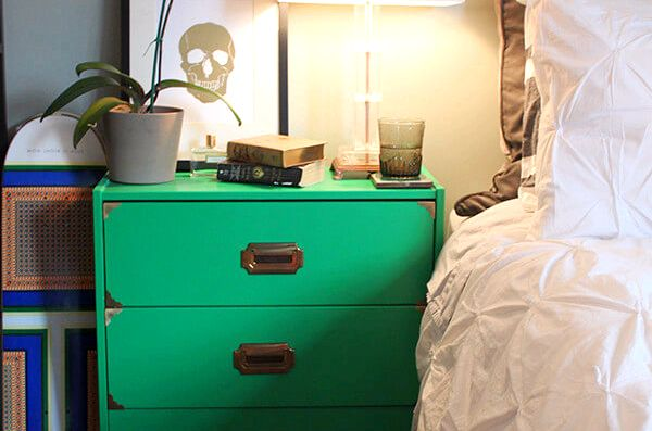23 DIY Cheap Nightstands, DIY Formula