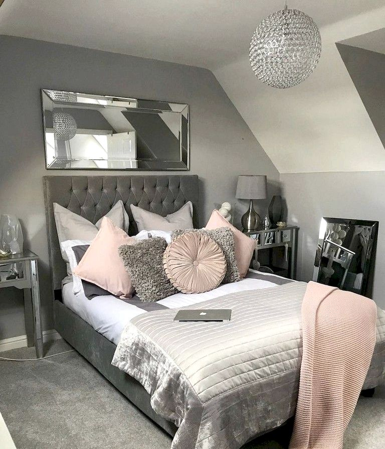 65 Bedroom Decorating Ideas - How to Design a Master Bedroom think square or rectangular versus