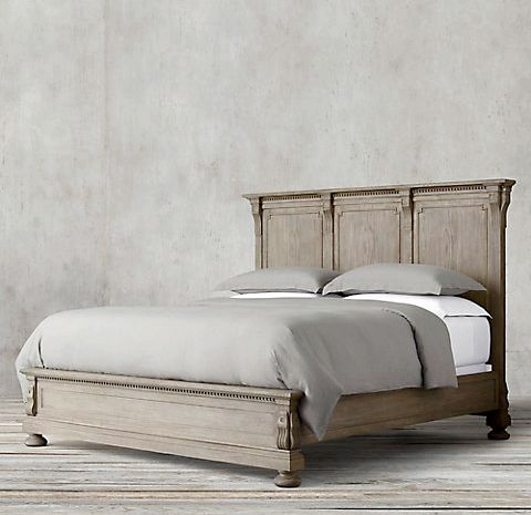All Wood Beds in the selection of Amish