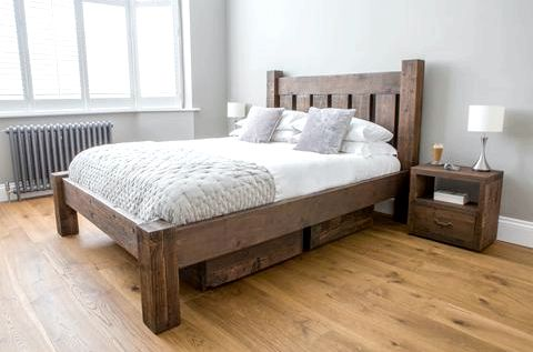 All Wood Beds look wonderful