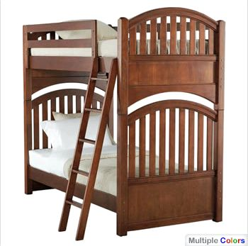 All Wood Beds America Sun Valley Storage Bed