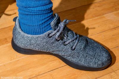 Allbirds Wool Loungers REVIEW - Business Insider this past year