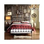 Antique Iron Beds, Victorian Vintage Bed Frames, Cathouse Beds