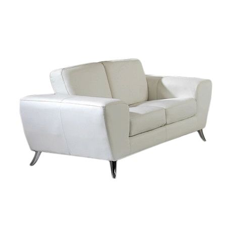 Asa Leather Loveseat by Wade Logan Read Review before buy