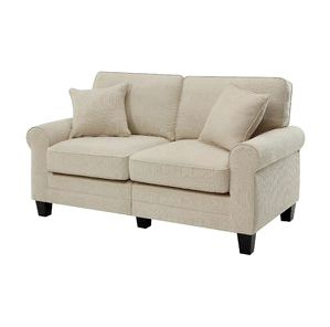 Beachcrest Home Buxton 61 - Rolled Arm Loveseat - Reviews, Wayfair Bought          Barryknoll