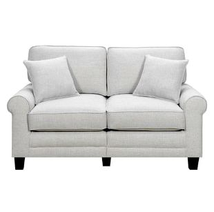 Beachcrest Home Buxton 61 - Rolled Arm Loveseat - Reviews, Wayfair Design        Rated