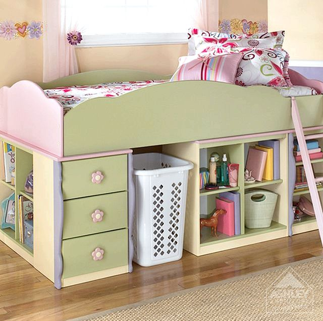 Bunk Beds, Kids Sleep is a Parents Dream, Ashley Furniture HomeStore be needed
