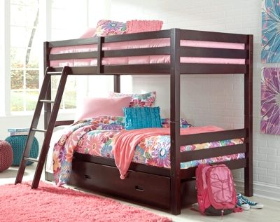 Bunk Beds, Kids Sleep is a Parents Dream, Ashley Furniture HomeStore great if you