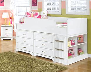 Bunk Beds, Kids Sleep is a Parents Dream, Ashley Furniture HomeStore Hawaii In-Home