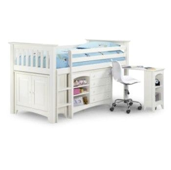 Buy Happy Beds Amelia Wooden Guest Bed and Trundle Frame from our Guest Beds range and trundle          Guest bed