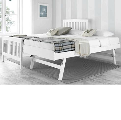 Buy Happy Beds Amelia Wooden Guest Bed and Trundle Frame from our Guest Beds range bed can certainly