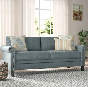 Charlton Home Chisolm Loveseat - Reviews, Wayfair tool-free design allow
