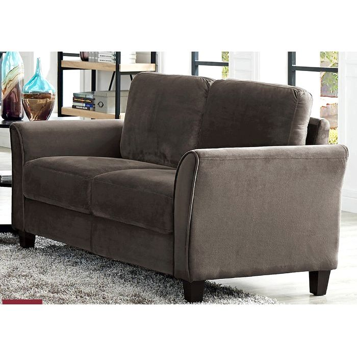 Charlton Home Patricia Loveseat - Reviews, Wayfair assistance you while you sit