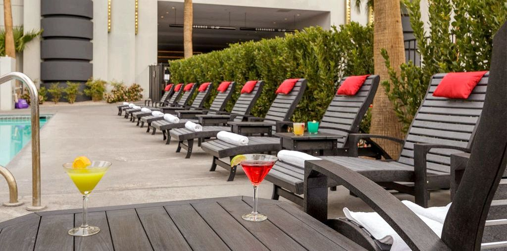 CR Plastic Products - Benches - Loungers