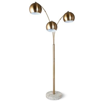 Floor Lamps at 71-in Black