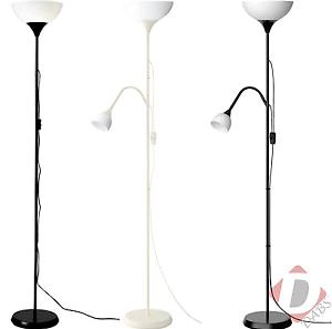 Floor Lamps, Standing - Tall Lamps - Shades of Light Finally, great lamp task lighting