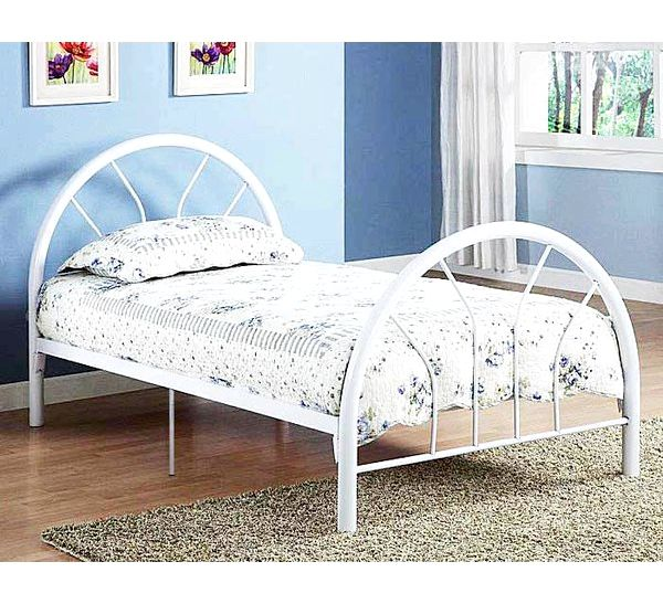 Full - Double Metal Beds You - ll Love, Wayfair Linke Panel