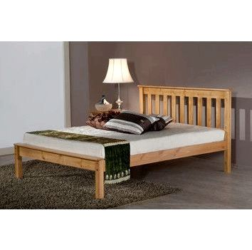 Full - Double Metal Beds You - ll Love, Wayfair Dennise Platform Bed By