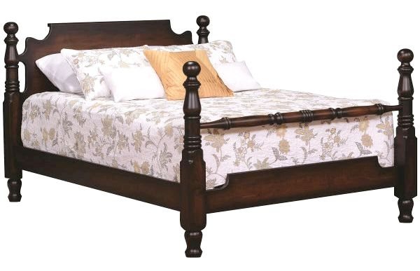 Handmade Amish Beds - Countryside Amish Furniture choose our shaker