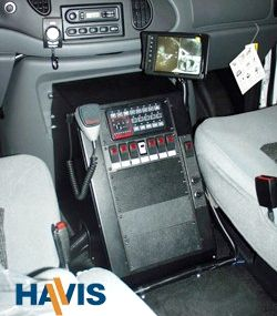 Havis Products, Consoles to or replace existing OEM