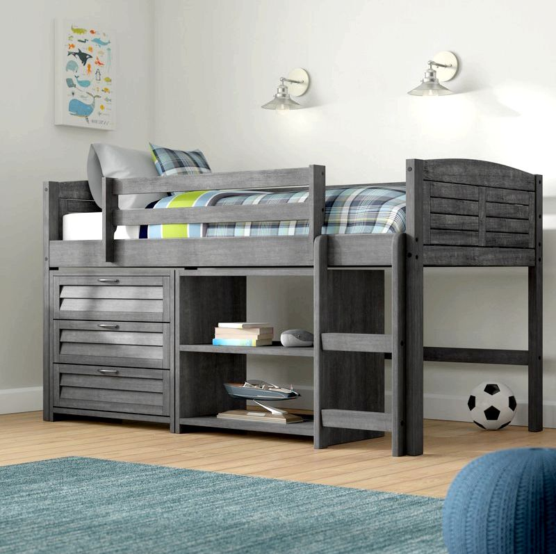 Kids Bunk - Loft Beds, Birch Lane Day Shipping        Have it
