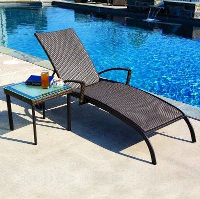 Loungers - Chaises - Fortress Seating Aire Pocket Arm