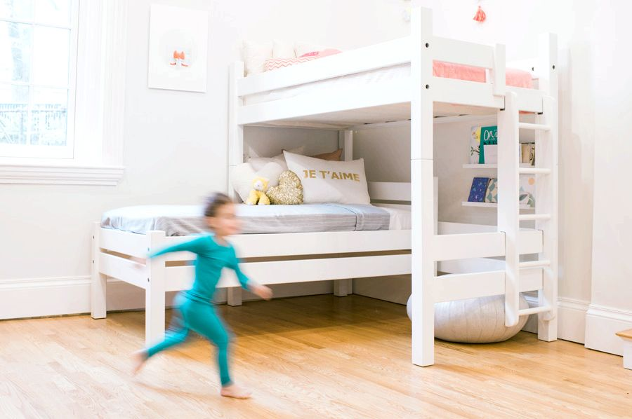 MAINE BUNK BEDS, Sturdy Bunk Beds, Handcrafted, Quality Bunk Beds for visitors