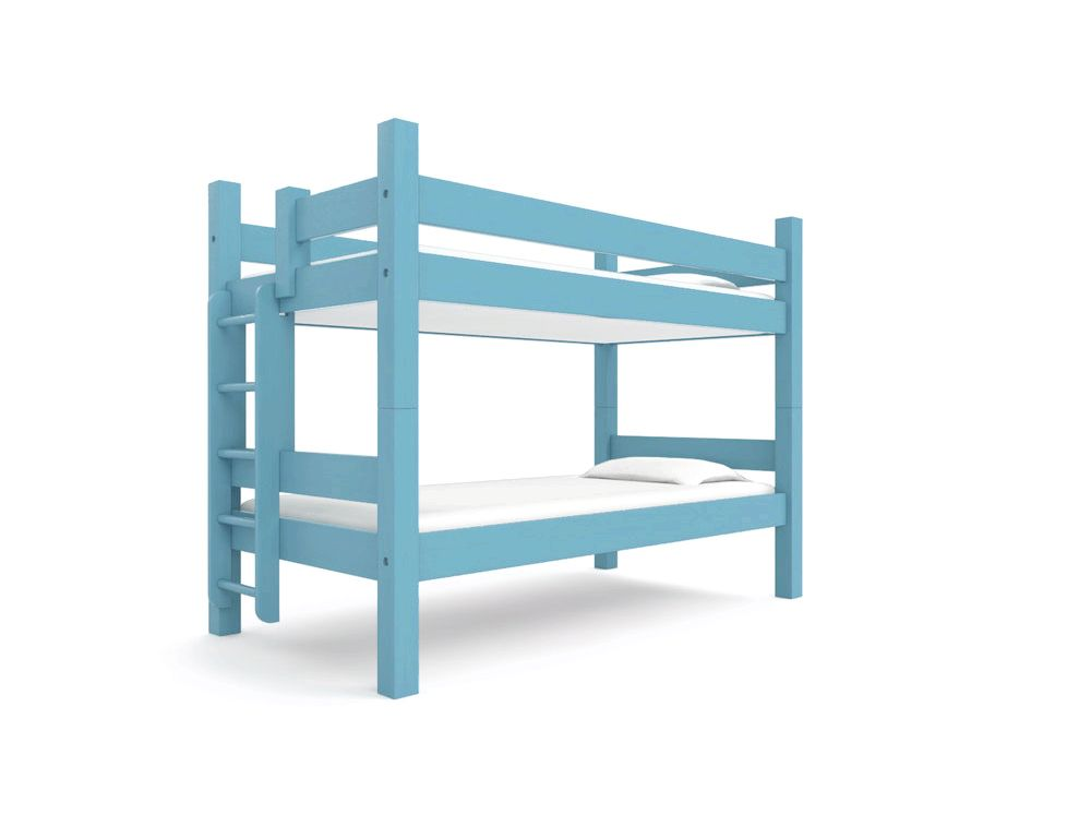 MAINE BUNK BEDS, Sturdy Bunk Beds, Handcrafted, Quality Bunk Beds lengthy Twin Loft