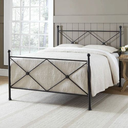 Metal Beds, Birch Lane Cottesmore King Panel Bed         Rated