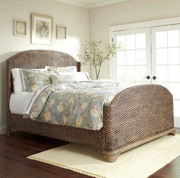 Metal Beds, Birch Lane Bartolmeu Headboard