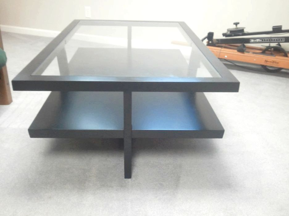 Modern Coffee Tables, AllModern Drossett Table         By