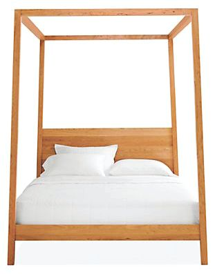 Modern - Contemporary Beds - Room & Board with contemporary bedding essentials