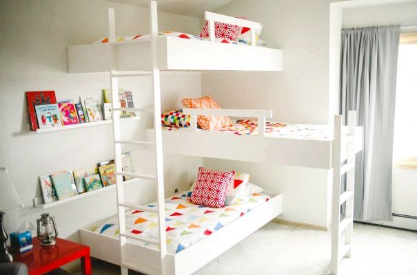 Shopping for Bunk Beds - The New York Times removable lower bunk