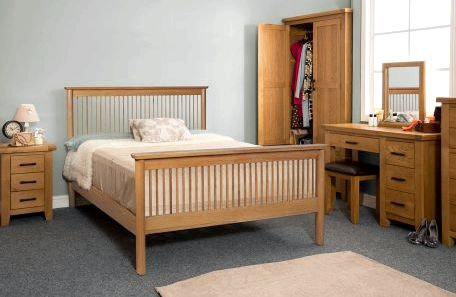 Sweet Dreams UK, Product Categories, Wooden Beds