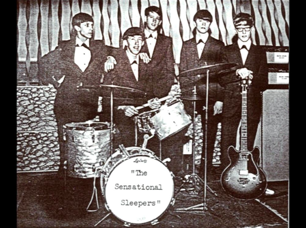 The Sensational Sleepers - New Music Arts towards the music that altered