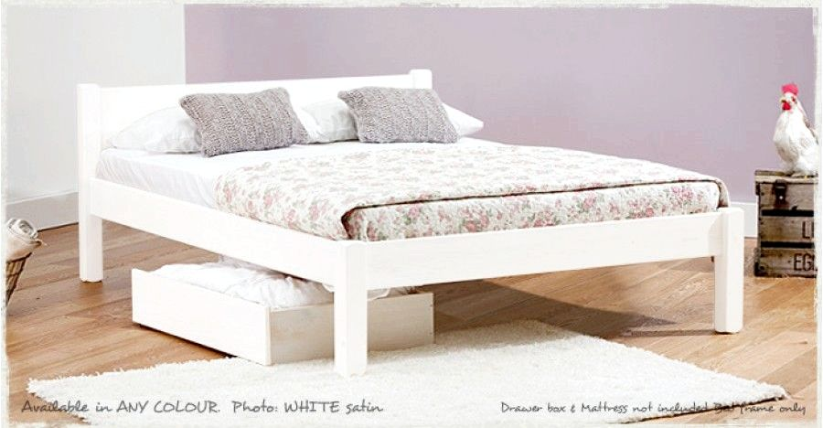 White Wooden Beds After Christmas Sales The Mission type of