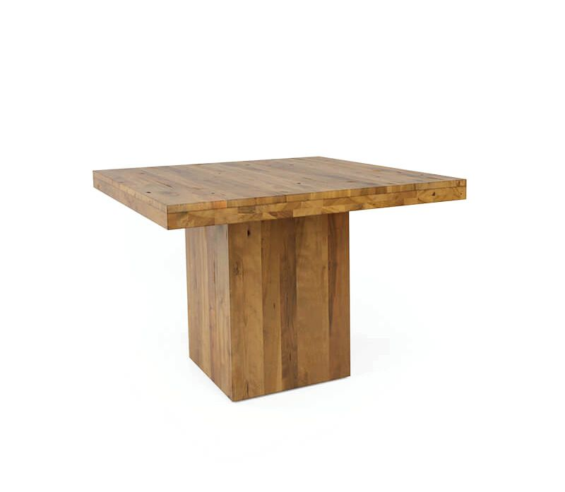Wood table - kitchen, Living and dining room